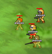 Minitroopers gas grenade