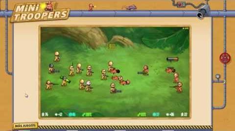 Minitroopers (Capitan Nascimento) - Incursión 11 hasta 13