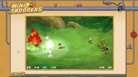 Minitroopers (Capitan Nascimento) - Incursión 1 hasta 10