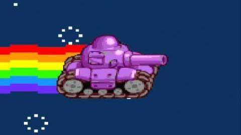 Nyan Tank