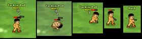 Minitroopers Tuck 'n' Roll 'n' Rush