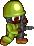 Sprite Soldier Olive AR kneel