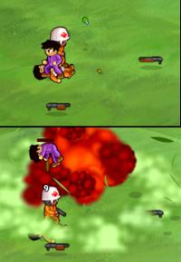 Grenade in action3