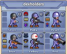 Dexholders