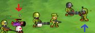 Minitroopers Friendly Fire