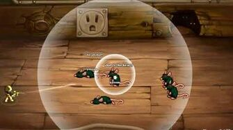 Minitroopers Trooper Edgar vs 647 Rats