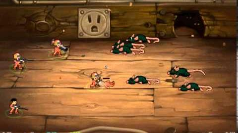 Minitroopers Extermination Mission 41 260 rats