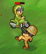 Minitroopers Faceboot Biped