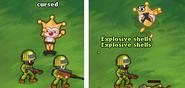 Minitroopers Cursed clown