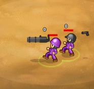 Minitroopers Shock grenede