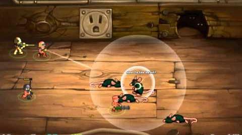 Minitroopers Extermination Mission 96 453 Rats