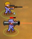 Minitroopers Unshakable