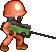 Sprite Soldier RedBrick LJ idle