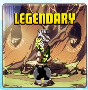 Legendary Earth