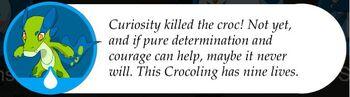 Crocoling bio