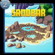 Water Island Sandbar Icon