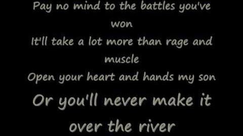 The Humbling River Lyrics