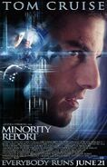 Minority Report poster 4