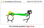 Draw It Juggy Chugs