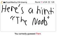 Draw It Trent