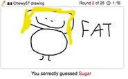 Draw It Sugar