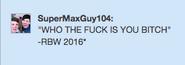 Maxi is backsi