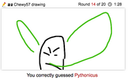 Draw It Pythonicus