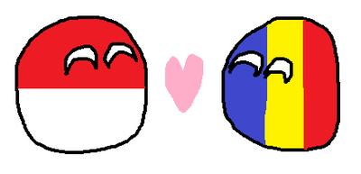 Poland x Romania