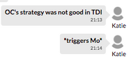 Triggering Mo