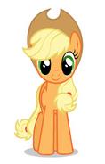Applejack cute!!
