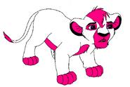 Pink leon