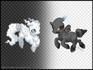 My little legendaries by skyqeen-d46ryvf