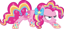 Rainbow power pinkie pie by benybing-d75ag9a