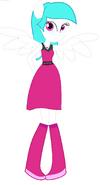 Cotton Heart Equestria girls hibrido
