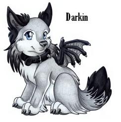 Darkin wolf demon