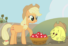 Apple lovers by misstickles-d4can5w