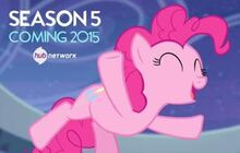 My little pony 5 season
