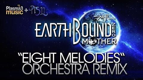 EarthBound Remix - Eight Melodies Remix Orchestra