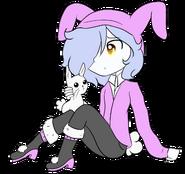 FFuraffu Bunny Prepainted