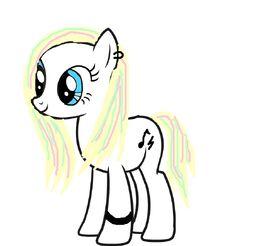 Avril lavigne vers pony