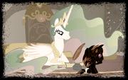 Celestia y Dayron