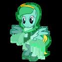 Fine emerald