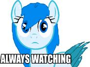 Sky Spirit Alwats Watching