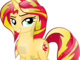 Sunset Shimmer/Galería Fan Art