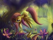 Fluttershy by celebi yoshi-d5rosa7