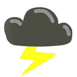 Lighting cloud CM