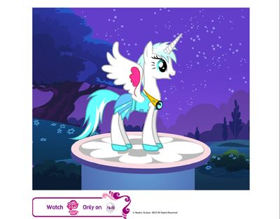 El PonyMaker Fabulous My Little Pony Friendship Is Magic Juegos Juegos para Chicas Online La Red TV Hub page1 image1