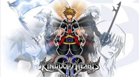 Kingdom Hearts II Sanctuary After the Battle English Version