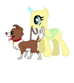 Mlp base pony and dog base by hinamorimiku-d62bfpu