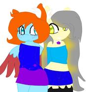 Nichi and angela anthro